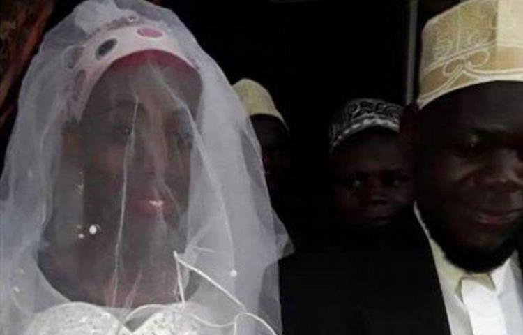 Luego de dos semanas se enteró que se había casado con un hombre