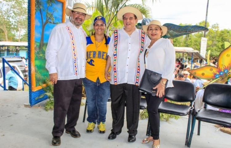 Más de 17 mil personas disfrutaron de la Feria de Ocú