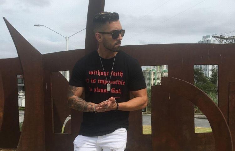 'La estrella' regresó a Panamá