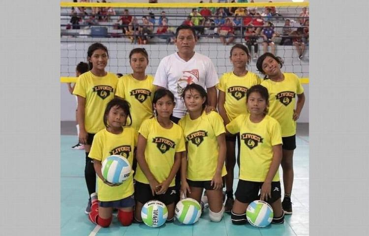 Guna Yala, campeón del Nacional de Mini Voleibol Femenino 2020