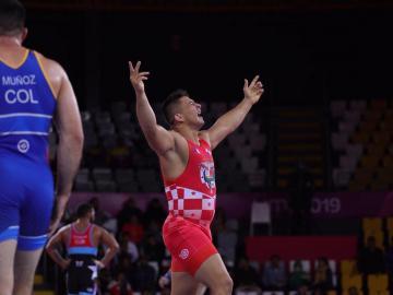 Luchadores panameños se prepararán en Rusia