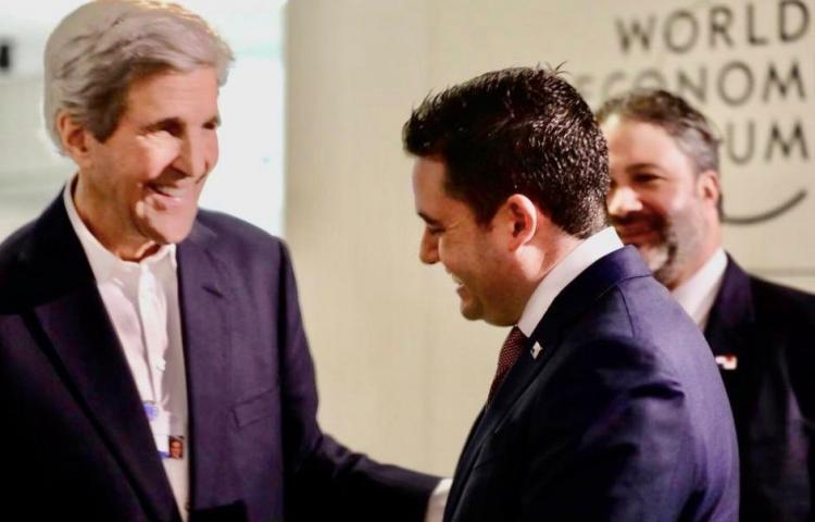 John Kerry, invitado a Panamá por el vicepresidente Carrizo Jaén
