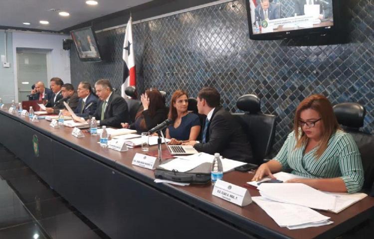 Miembros de la Junta Directiva del IDAAN son ratificados por la Asamblea Nacional