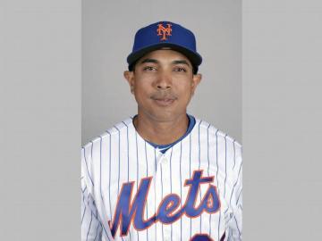 Luis Rojas dirigirá a Los Mets de Nueva York
