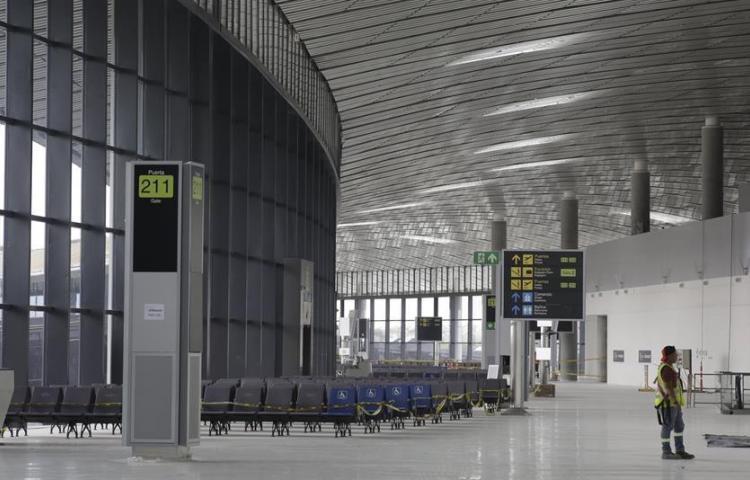 Ampliación de principal aeropuerto de Panamá con avance del 99 % tras retraso