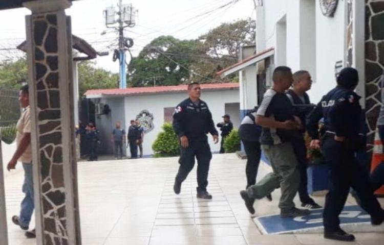 Para que no se escapara de cárcel de Penonomé, le dieron un tiro a colombiano