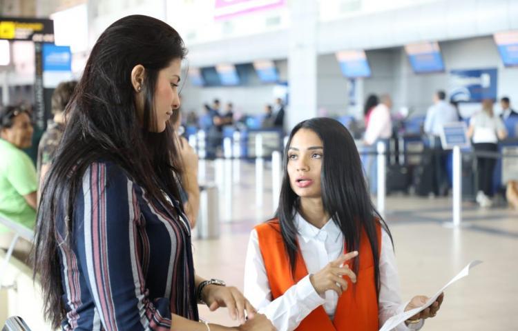 Aeropuerto de Tocumen se prepara para hacerle frente a posible caso de coronavirus
