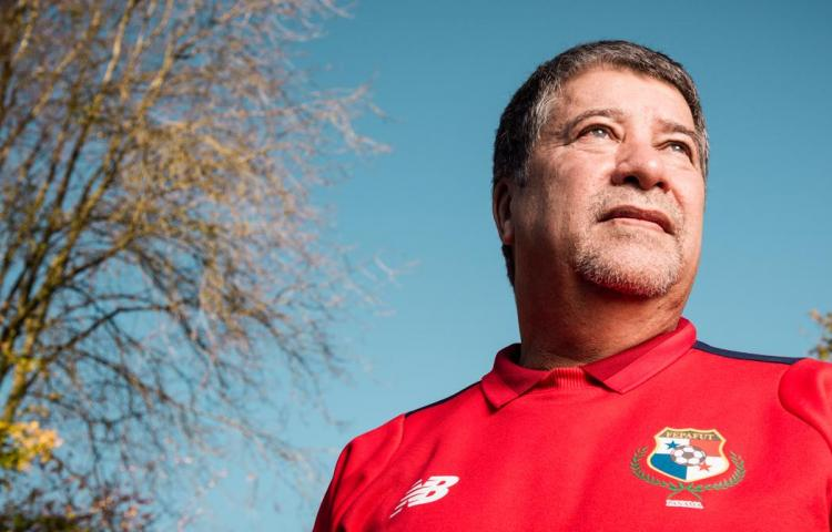 Hernán Darío Gómez no se olvida de su paso por Panamá