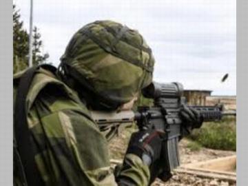Un militar falso engañó a los suecos