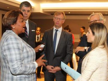 Inamu presenta avances en prevención de la violencia contra la mujer