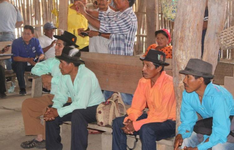 Meduca escucha y da apoyo a la comarca Guna de Madungandí
