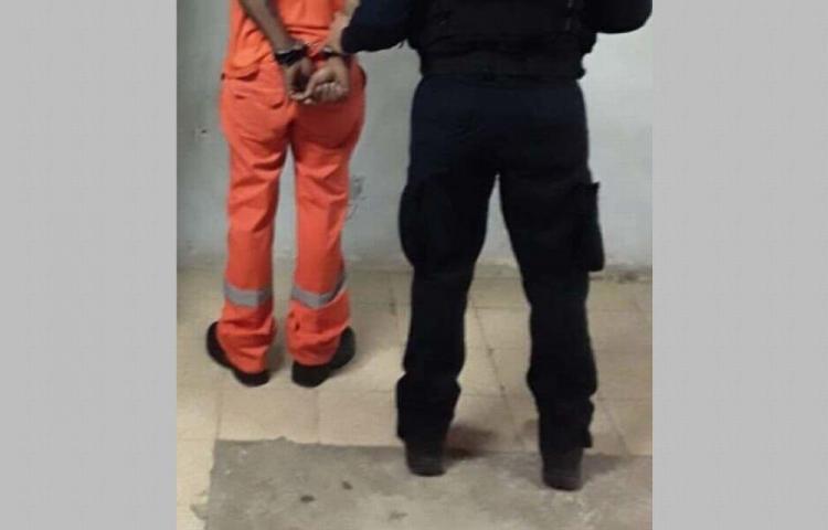 Capturan a dos trabajadores de Puerto de Colón por drogas