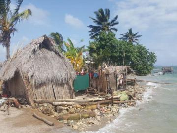 Miviot solo construirá ocho viviendas en Guna Yala tras afectaciones