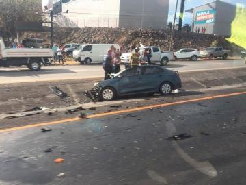 Un menor, entre las dos víctimas del accidente fatal en Gorgona