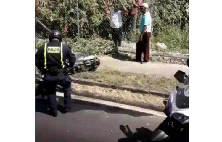 Linces resultan heridos tras accidentarse en Río Hato