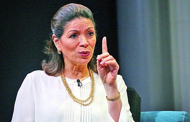 'Sin voluntad, no habrá nuevo reglamento en la AN' Ana matilde Gómez