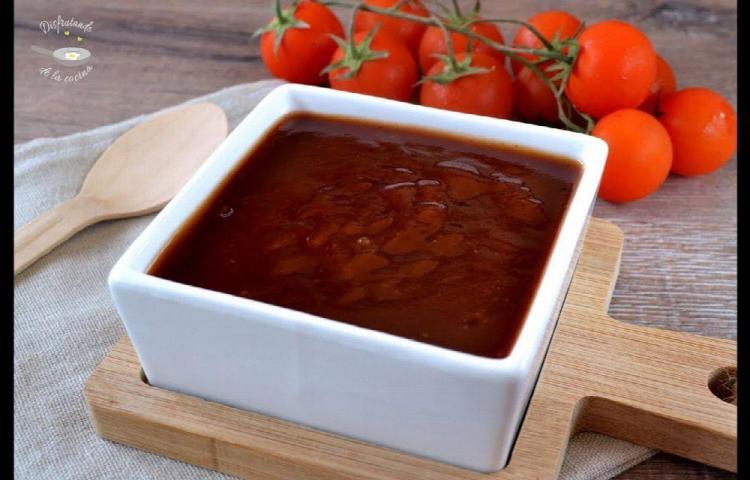 Prepare en casa salsa barbacoa