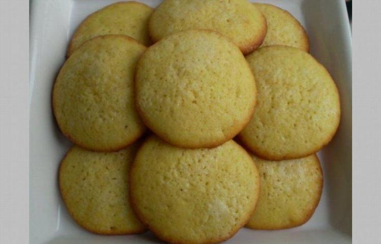Date gusto con las deliciosas galletas de naranja