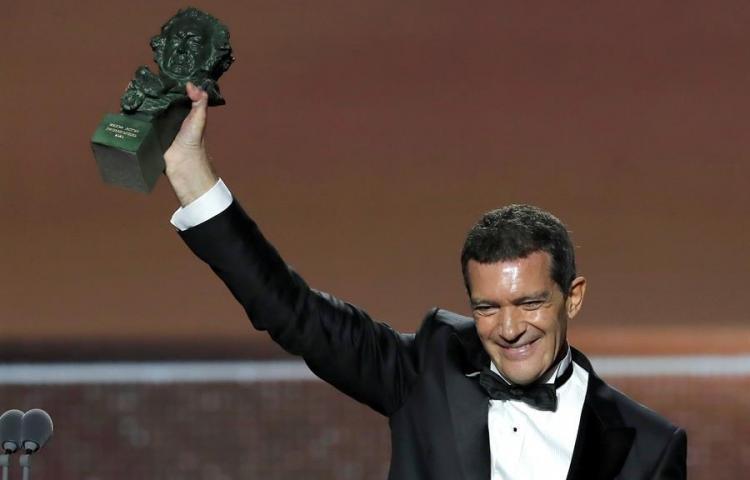 Lista de premios de la 34 edición de los premios Goya