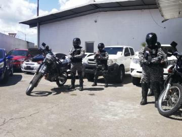 Operación 'Diamante' desarticula banda que robaba autos