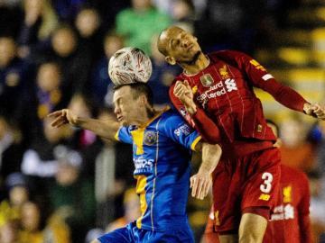 El 'Baby' Liverpool se complicó y tendrá que ir al 'replay'