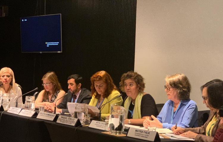 INAMU participa en la XIV Conferencia Regional sobre la Mujer de América Latina y el Caribe