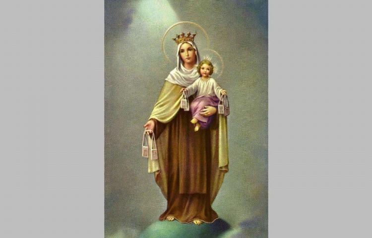Oración de la Virgen del Carmen