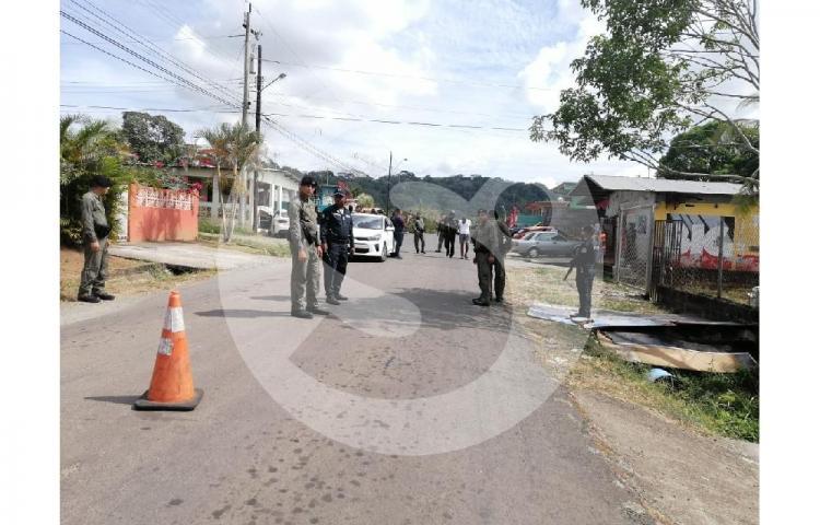 Varios operativos enVacamonte para dar con los asesinos de familia de El Chumical