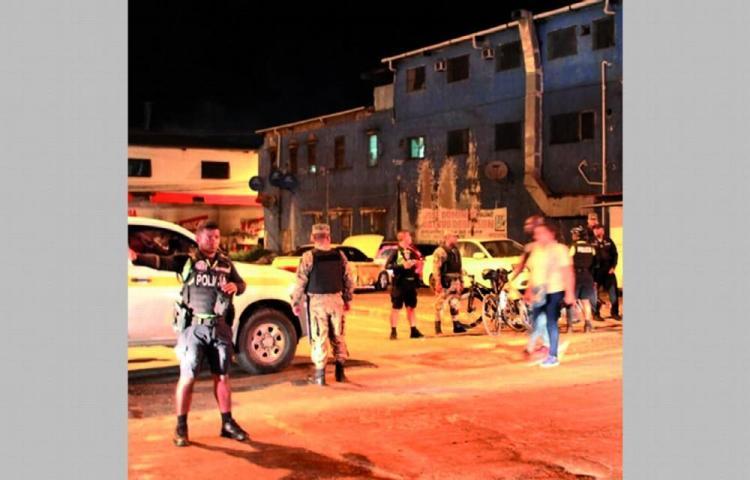 Ordenan detención provisional a un sujeto por el crimen de 'Chombo' en Colón