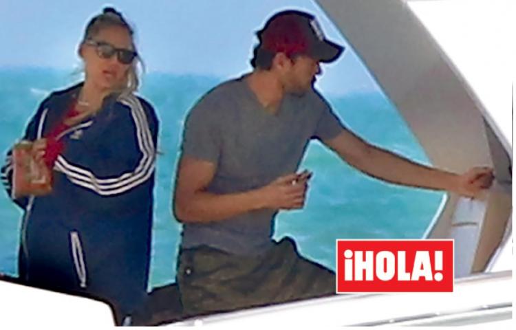 ¡Confirmado! AnnaKournikova y Enrique Iglesias esperan a su tercer hijo