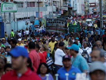 Empresarios de Panamá temen afectación a gran zona libre por llamado a huelga