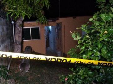 Detienen a uno de los señalados por el triple asesinato en El Chumical
