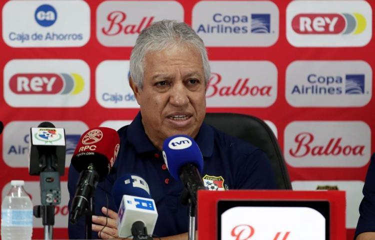 """'Tolo' Gallego: """"Nunca he pensado en renunciar"""" a la selección de Panamá"""
