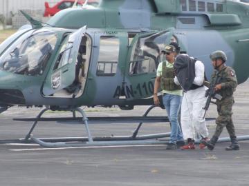 Revelan que el capturado por el triple asesinato en El Chumical es 'Moraíto'