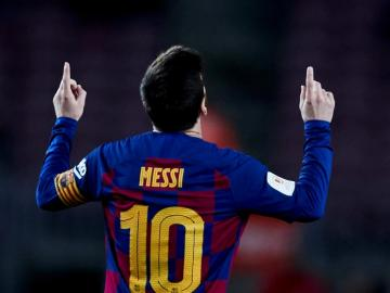 El Barça recobra la verticalidad y goleó