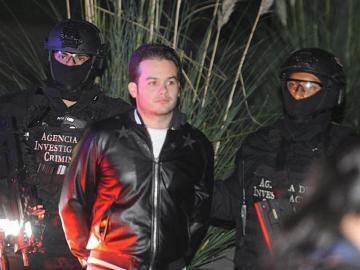 Detenidos por fuga de operador financiero del Chapo
