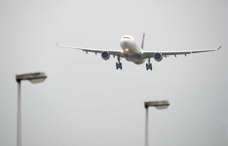 Delta suspende sus vuelos con China a partir del 6 de febrero por coronavirus