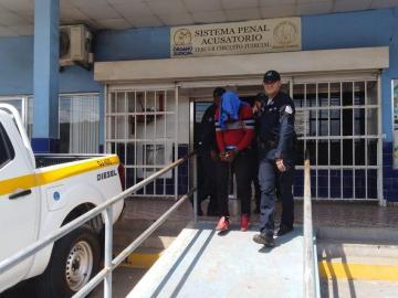 Imputan de homicidio a 'Moraíto' y lo dejan en detención provisional