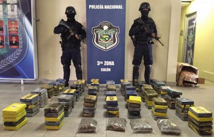 Juez decreta detención domiciliara contra 'mulero' vinculado a tráfico de drogas en puerto de Colón