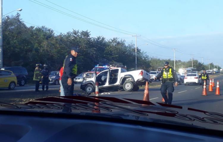 Un muerto y varios heridos por accidente de tránsito en Tocumen