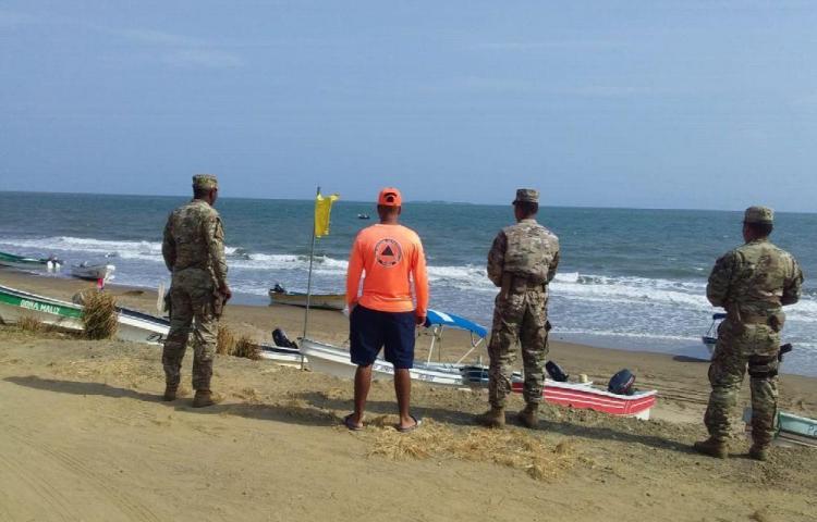 Niña se ahoga en piscina y reportan un desaparecido en playa Corona