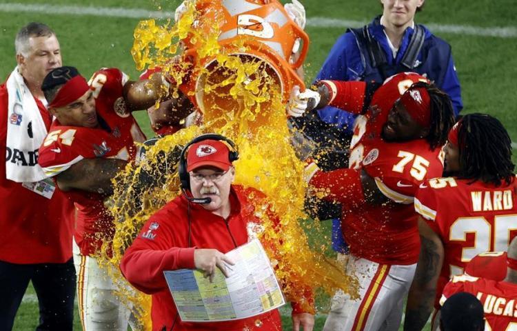 """Andy Reid: """"Sólo cambiamos dos cosas para ganar el Super Bowl"""""""