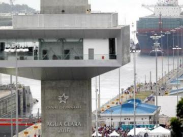 Trabajador del Canal fallece en las esclusas de Agua Clara