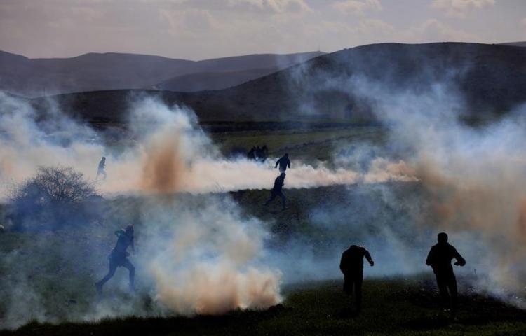 Tras tres días de calma, nuevo intercambio de proyectiles entre Israel y Gaza