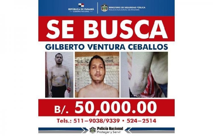 Ofrecen 50 mil por paradero de Ventura Ceballos