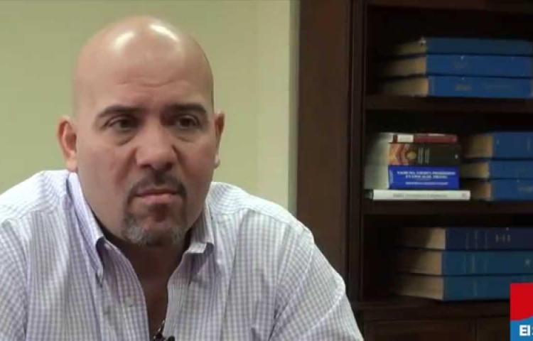 Rolando Mirones renuncia al cargo de ministro de Seguridad