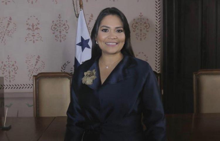 Sheyla Grajales es designada como ministra de Gobierno