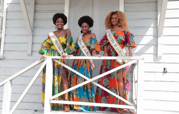 SAMAAP presenta a su reiina para la Feria Afroantillana