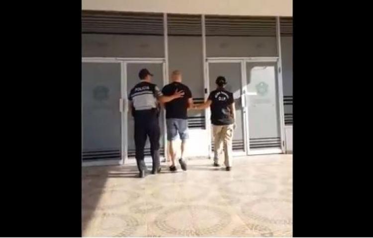 Capturan a extranjero en el Casco Antiguo solicitado por Interpol