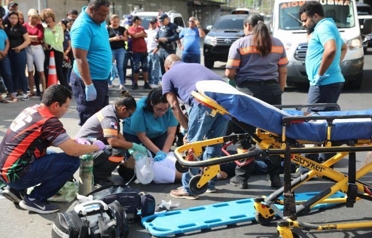 Se tiró del andén del metro de los Los Andes y falleció